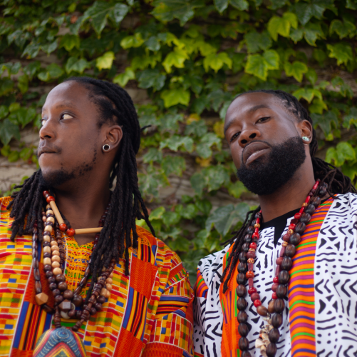 Brotherly love: SamuiLL x Pihon are PS the ReBels