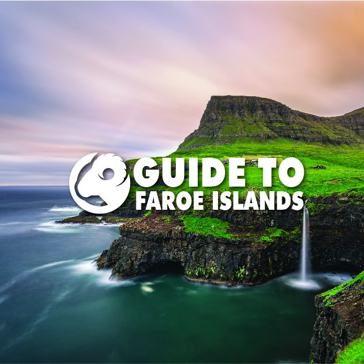 Guide to Faroe Islands logo