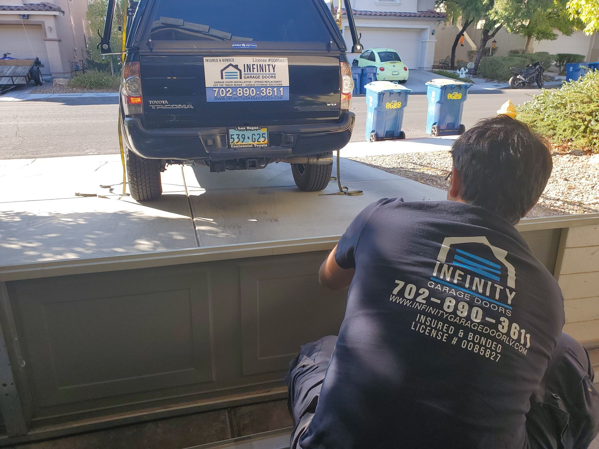 Infinity Garage Door Repair Las Vegas 1