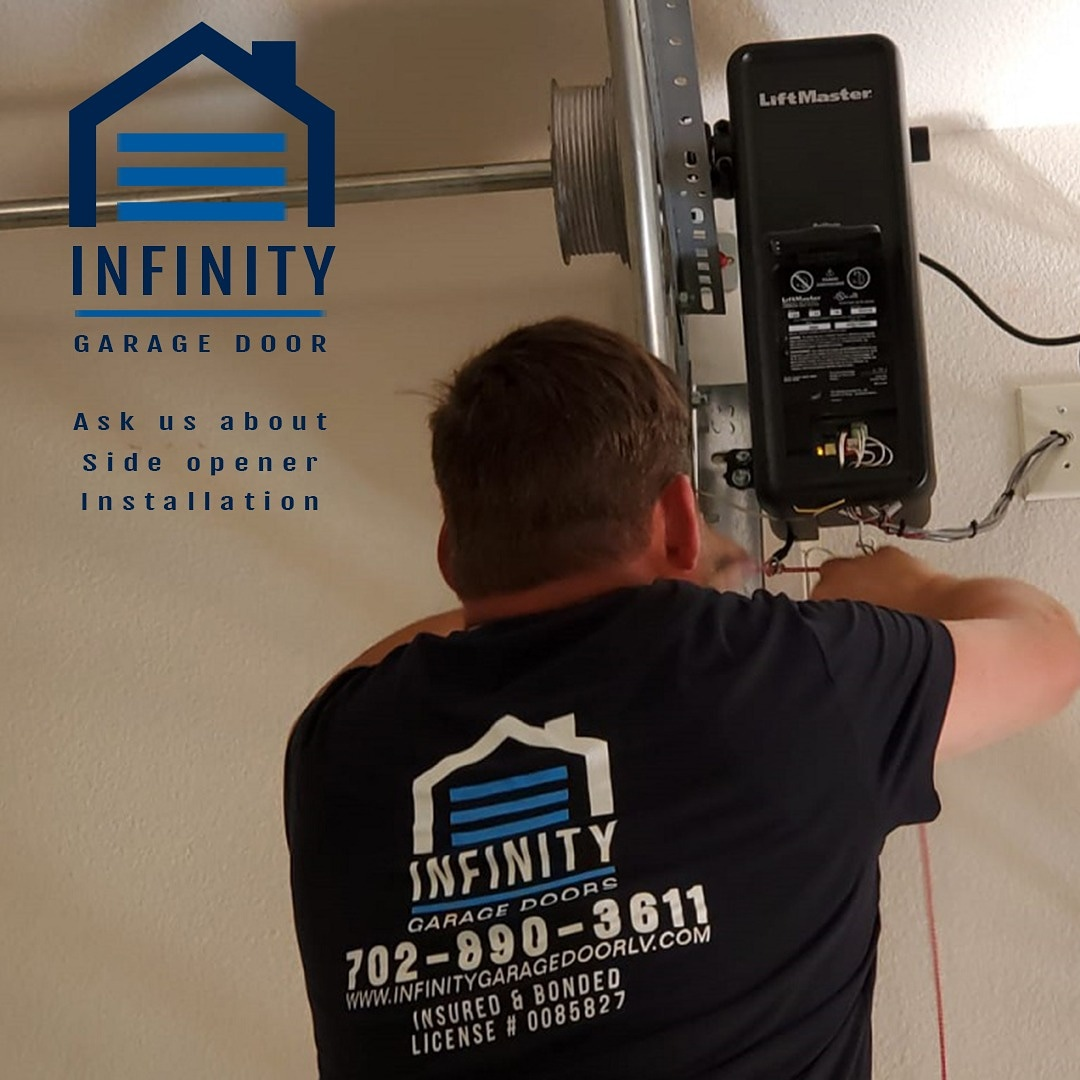 infinity garage door repair las vegas 2