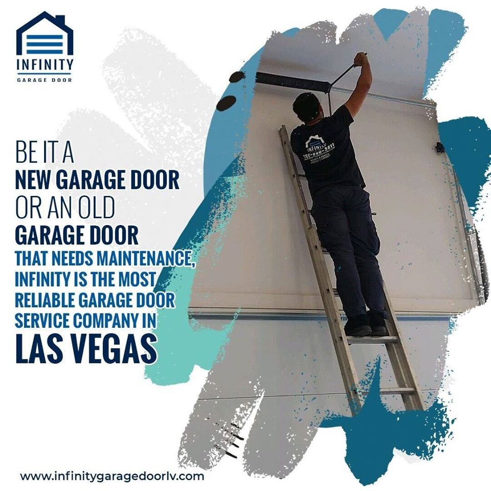 infinity garage door repair las vegas 4