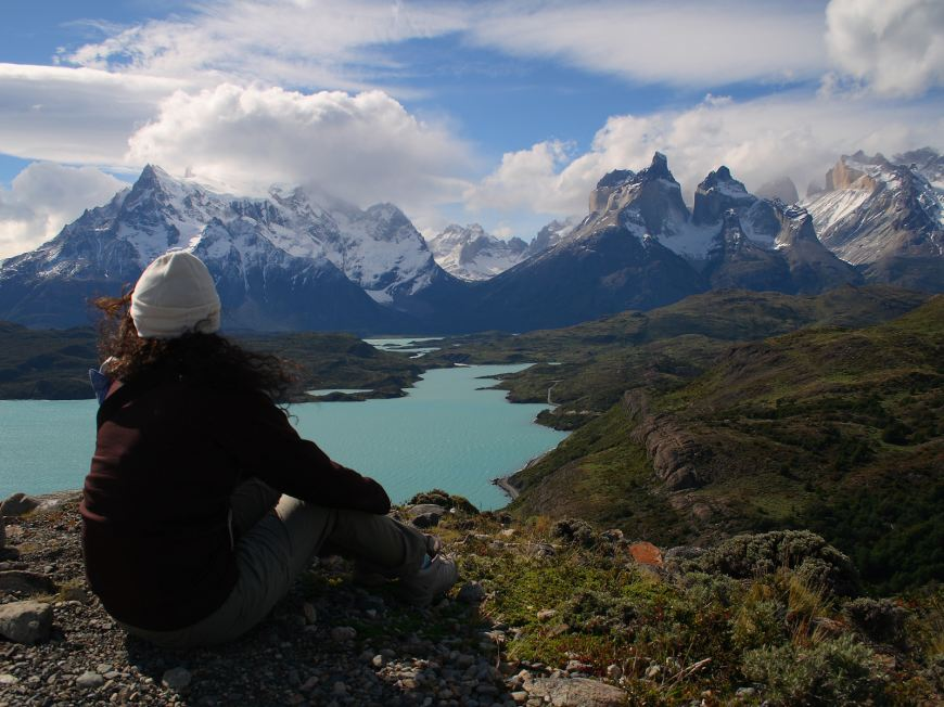 Patagonia Camp for a Women's Getaway
