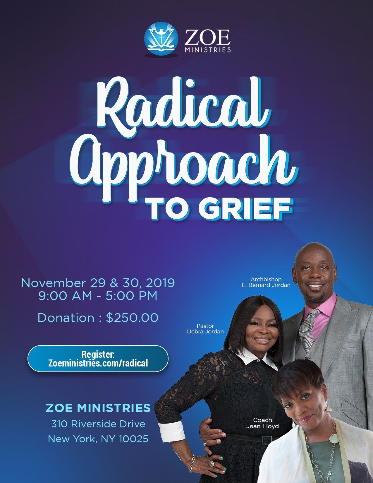 Radical Approach to Grief