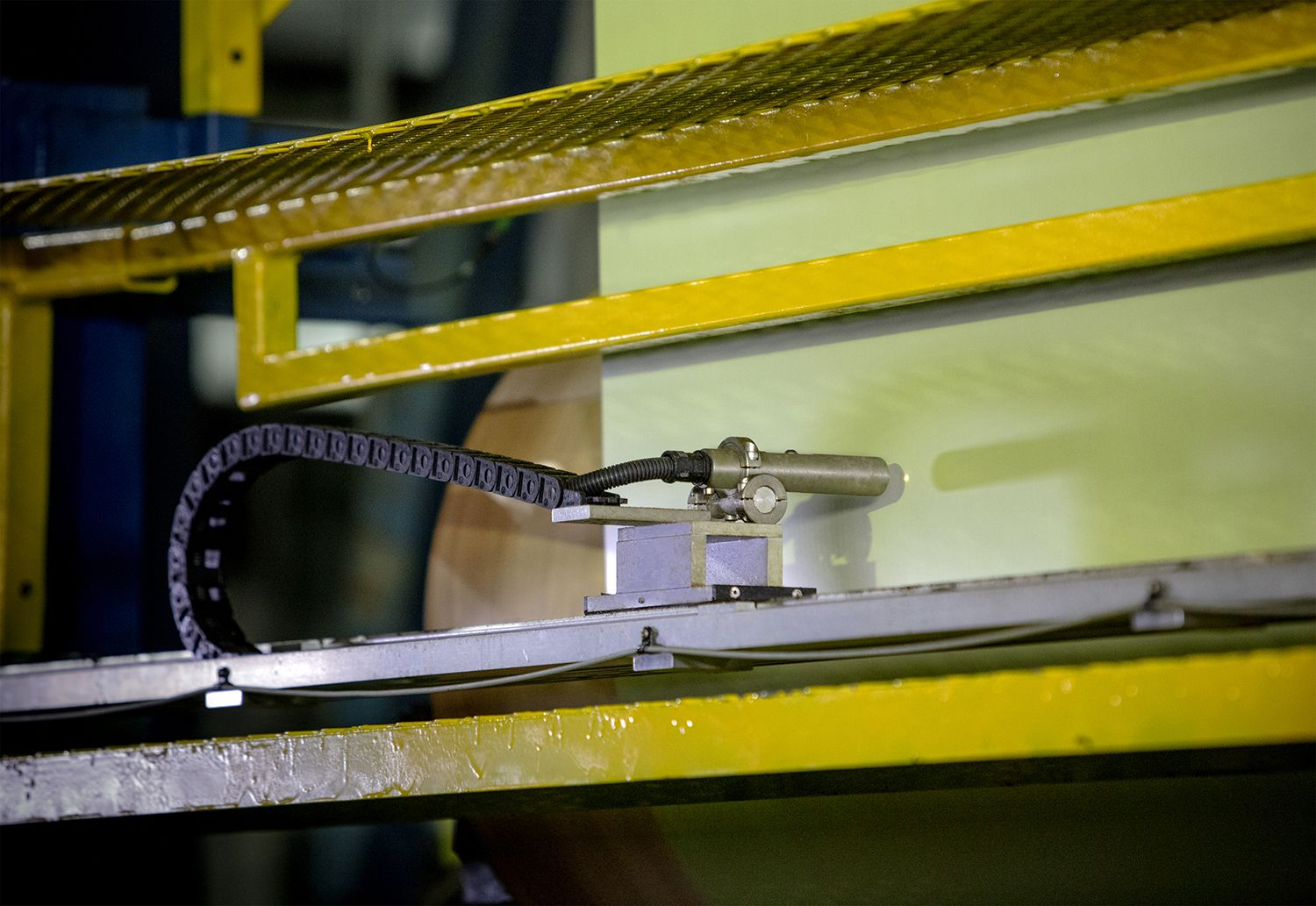 SpecMetrix In-Process Coil Coating Measurement